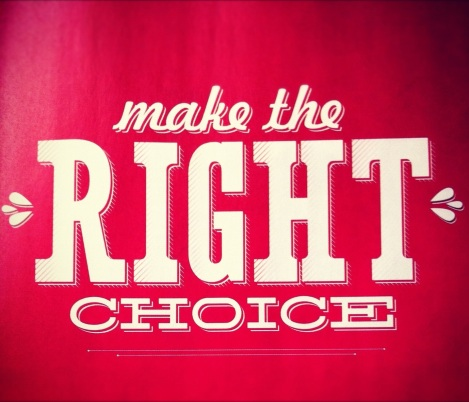 maketherightchoice