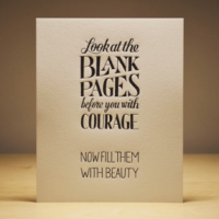 Fill The Blank Pages