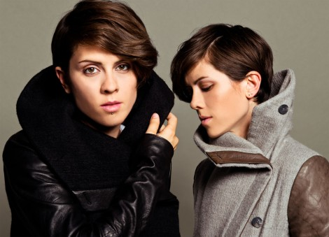 image credit: Chris Walla via teganandsara.com
