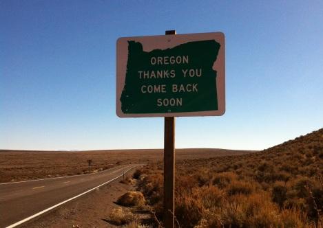oregon come back soon