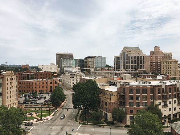 A Few Highlights of Living in Greenville, South Carolina